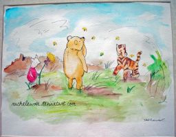 Breezy Summer Day by RachelEwok