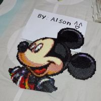 King Mickey from Kingdom Hearts by ddralson