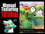 TUtorial - Manual texturing by Wenart
