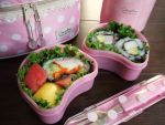 Sushi Bento by blackfacet