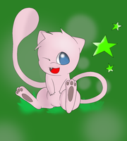 .:Mew:. by Kinology