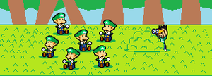 The land of the Wild Luigi Dolls by ElectricStaticGamer