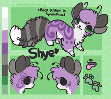 :Shye-  for sale(closed): by PrePAWSterous