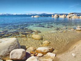 Clear water by MartinGollery