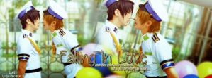 {20150314-Quotes} Falling In Love *w* by ChiYo1011