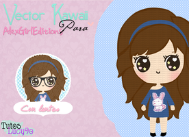*Vector Kawaii de AlexGirlEditions by Lucy9o