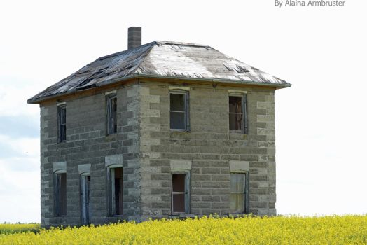 This Old House by AlainaLee