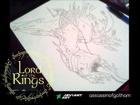 The Witch King by AssassinofGotham