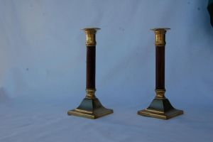 Candles and Holders 2 by Storms-Stock