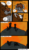 FH Comic Contest entry- Rocks by Legendteisu