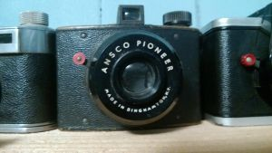 Ansco pioneer  by AmorouxSkiLodge
