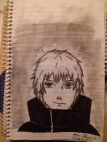 Sasori by AricStewart