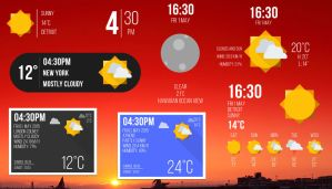 Phix Widgets Pack for xwidget by jimking