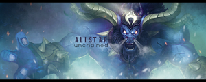 Alistar unchained by SilentLipz