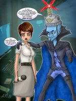 MegaMind Control by Trishbot