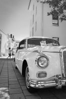 Mercedes Benz Oldtimer by Phy6