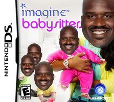 Imagine Shaq by MetaSilver