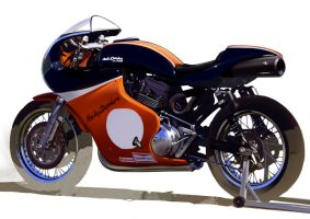 V-Twin Racer by minimumoverdrive
