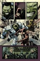 Indestructible Hulk  Matteo Scalera by SpicerColor
