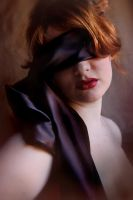 Silk Blindfold by jemapellenicoletta