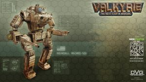 US Valkyrie 'Heimdall' Wallpaper 1 by SpOoKy777