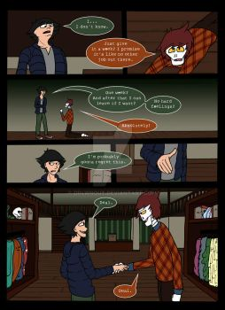 The Costume Shop Ch 2 Pg 17 by DR4WNOUT
