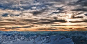 Zugspitze Vista 03 HDR by Creative--Dragon