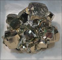 Pyrite Peru by Undistilled