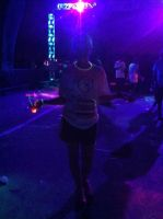 First BlackLight Run by PaparazziSecret