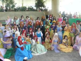 Otakon 2013 - Disney Photoshoot 002 by mugiwaraJM