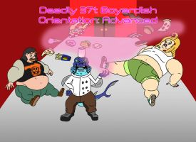 D-371:Boyardish in Action by tombola1993