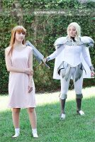 Claymore- Questionable Bond by sayuri13
