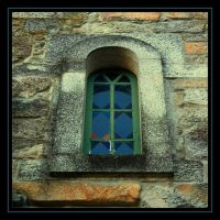 Tui Old Window by FilipaGrilo