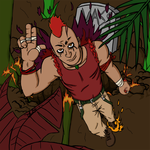 Vaas the phoenix by my-canga