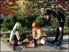 CodeGeass: Playing Chess by m00nf1sh