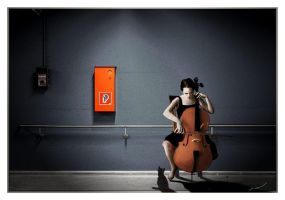 underground cello by crotalo