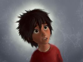 Hiro by Anixien