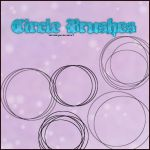 circle brushes by bettdesigns