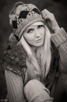 Autumn BW I by Hart-Worx