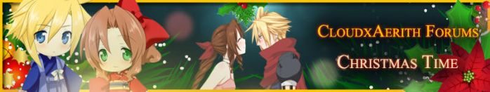 Clerith Christmas Banner (Version #2) by MinasPassion