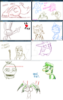 Buttload of Sketches: Tinychat by EpicGuitar