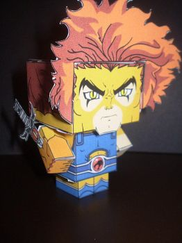 Lion-O Cubee by CyberDrone