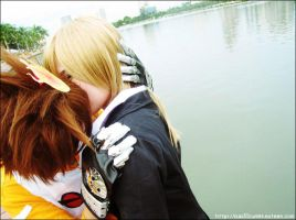 COSPLAY KHR 2784 -Sweet kiss- by basilicum84