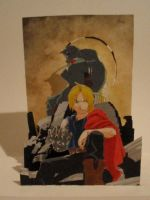 FMA: Brotherhood PlannarTunnel by TorresAdlinCDL91