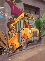 Simpson Anniversary Tag in France by mugiboysenpai