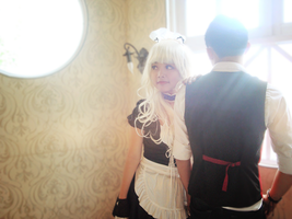 [Costume] White Maid (6) by Book-No00