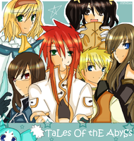 TALES OF THE ABYSS by shizu-dissa
