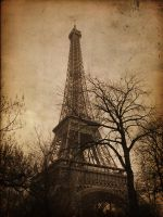 Tour Eiffel by sangmi