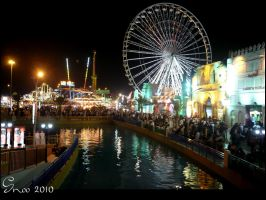 Global Village Dubai by nabed