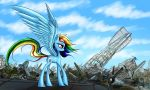 They Are Not Flying Anymore by Asimos